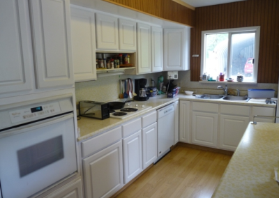 Ladysmith, British Columbia Kitchen Refacing